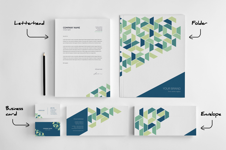 stationery corporate identity 002 stationery templates creative