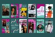 Exovo - Instagram Stories Kit