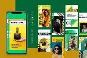 Hassel - Instagram Stories Template