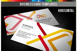 Premium Business Card - 2Love