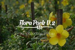 Flora Photo Pack V2