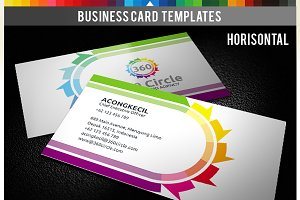 Premium Business Card - 360 Circle