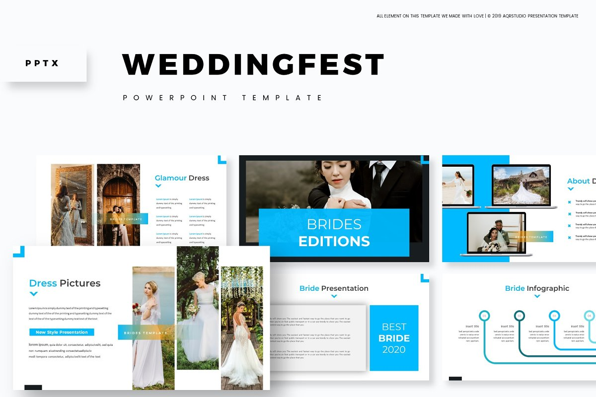 WeddIngfest - Powerpoint Template