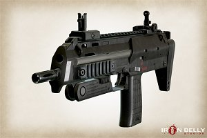 AAA FPS MP7A1 SMG Pack