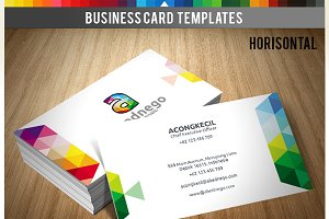 Premium Business Card - Abednego