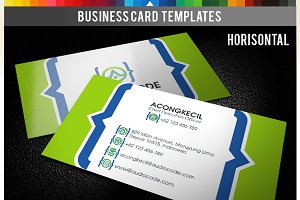 Premium Business Card - Audio Code