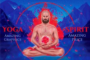 Yoga Spirit: Amazing Yogi