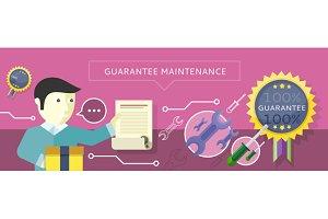 Concept to Provide Service Guarantee
