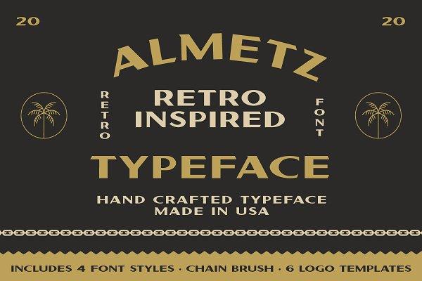 Almetz Font
