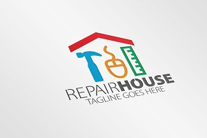 Repair House Logo