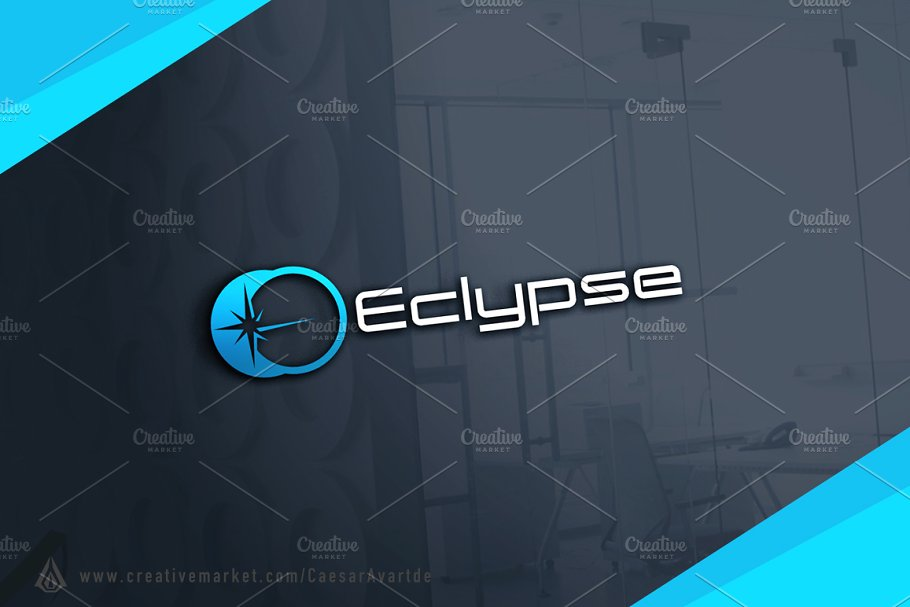 Eclipse Logo Template