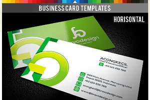 Premium Business Card - Bravo Design