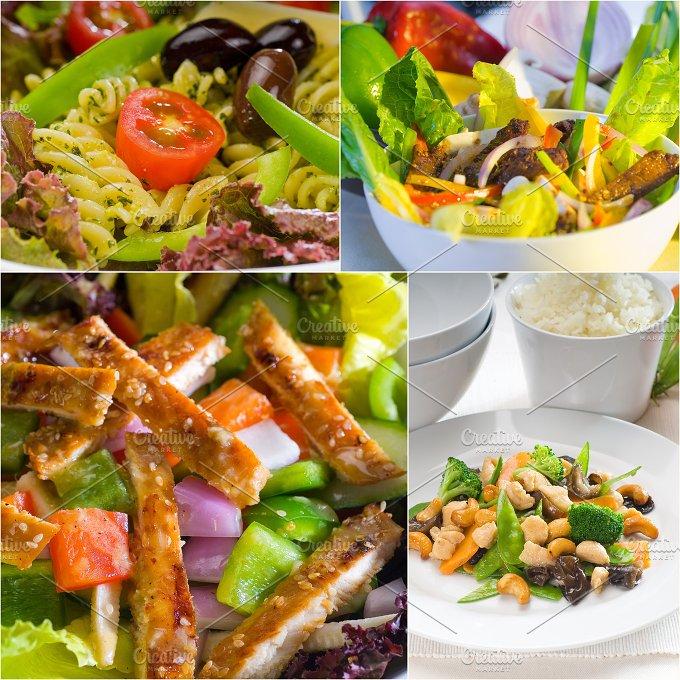 salad collage 15.jpg - Food & Drink
