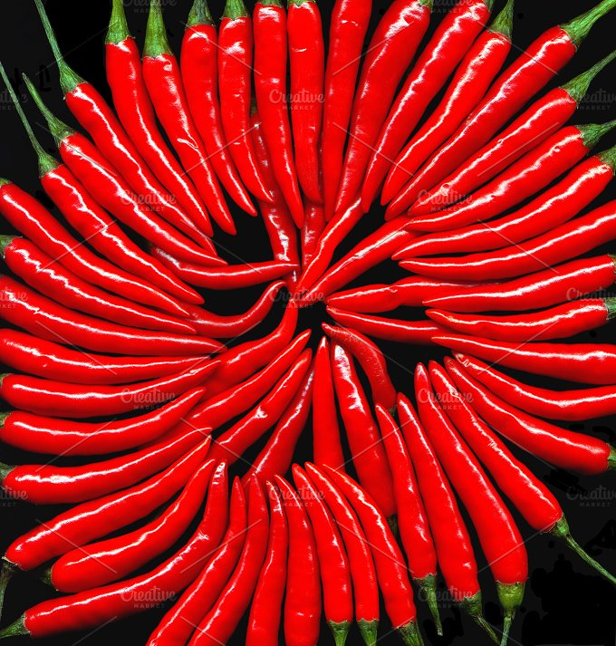 red chily peppers 3.jpg - Food & Drink