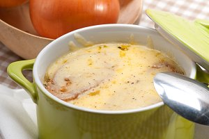 onions soup with melted cheese and toasts on top 17.jpg