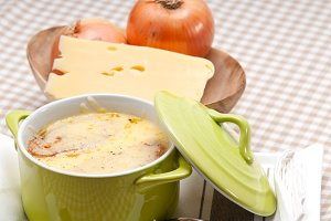 onions soup with melted cheese and toasts on top 32.jpg