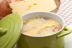 onions soup with melted cheese and toasts on top 36.jpg