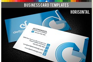 Premium Business Card - Delta Design