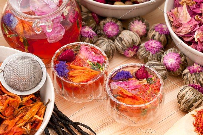 natural herbal floral tea 24.jpg - Food & Drink