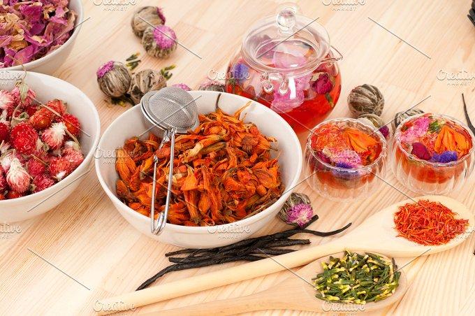 natural herbal floral tea 45.jpg - Food & Drink
