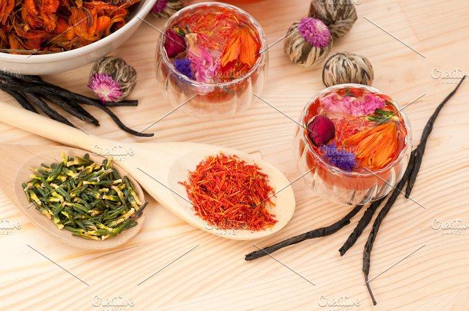 natural herbal floral tea 50.jpg - Food & Drink