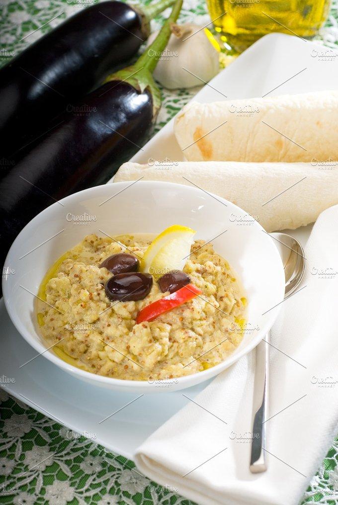 moutabal baba ganoush 3.jpg - Food & Drink