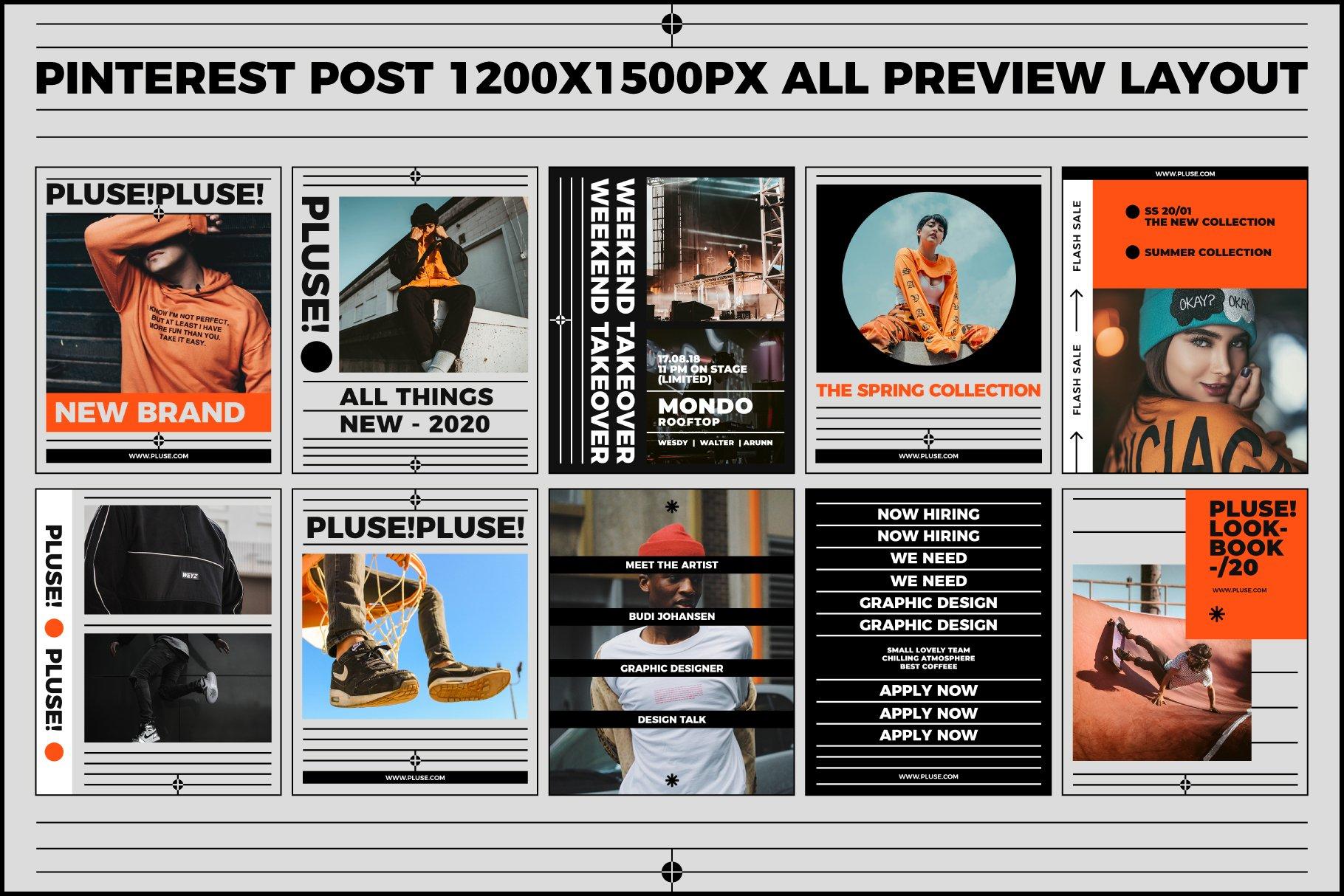 pluse! preview marketplace creative market 06 8