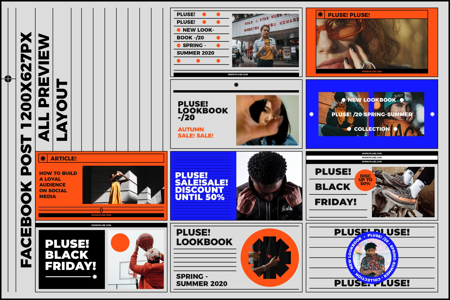 pluse! preview marketplace creative market 13 14