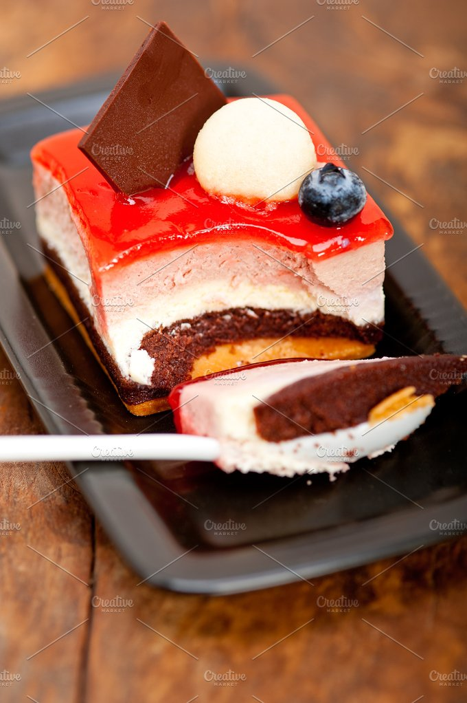 mousse cake 018.jpg - Food & Drink