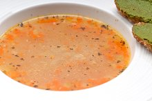 minestrone soup with pesto crostini on side 11.jpg