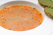 minestrone soup with pesto crostini on side 12.jpg