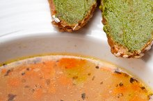minestrone soup with pesto crostini on side 28.jpg
