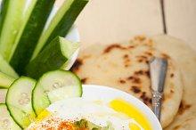Maast o Khiar Arab cucumber goat yogurt salad 016.jpg