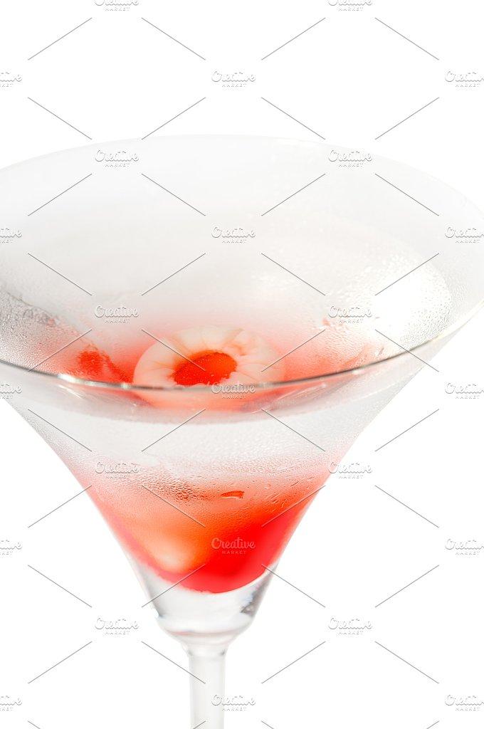 lychee martini cocktail 05.jpg - Food & Drink
