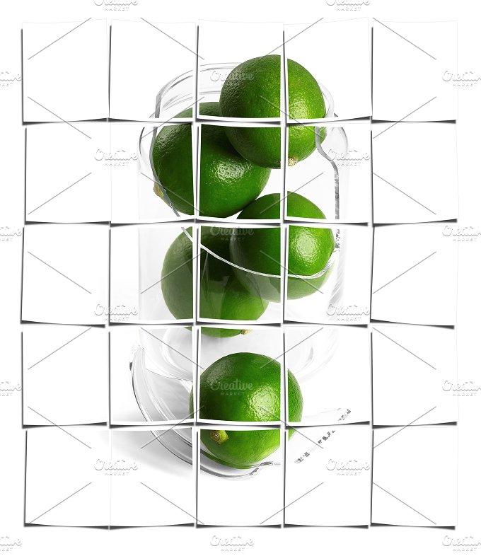 lime on a broken jar white.jpg - Food & Drink