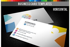 Premium Business Card - People Care