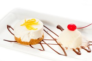 lemon mousse with vanilla ice cream 03.jpg
