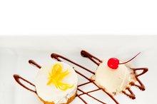 lemon mousse with vanilla ice cream 02.jpg