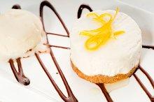 lemon mousse with vanilla ice cream 09.jpg