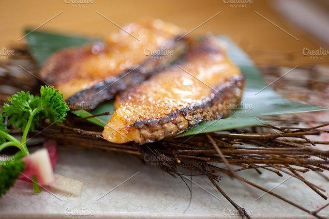 Japanese style roasted cod fish 029.jpg - Food & Drink