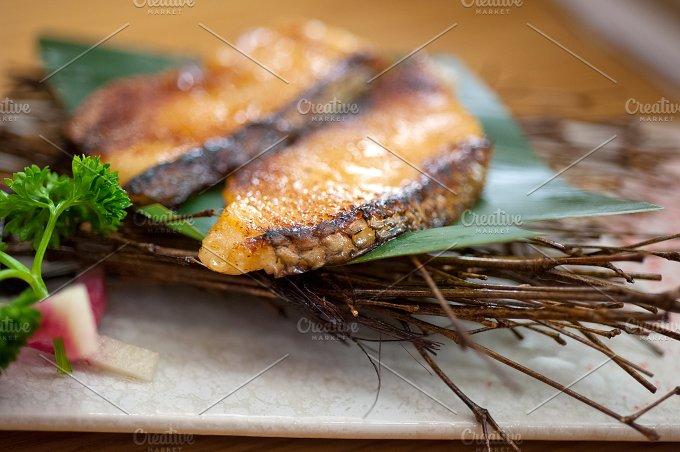 Japanese style roasted cod fish 028.jpg - Food & Drink