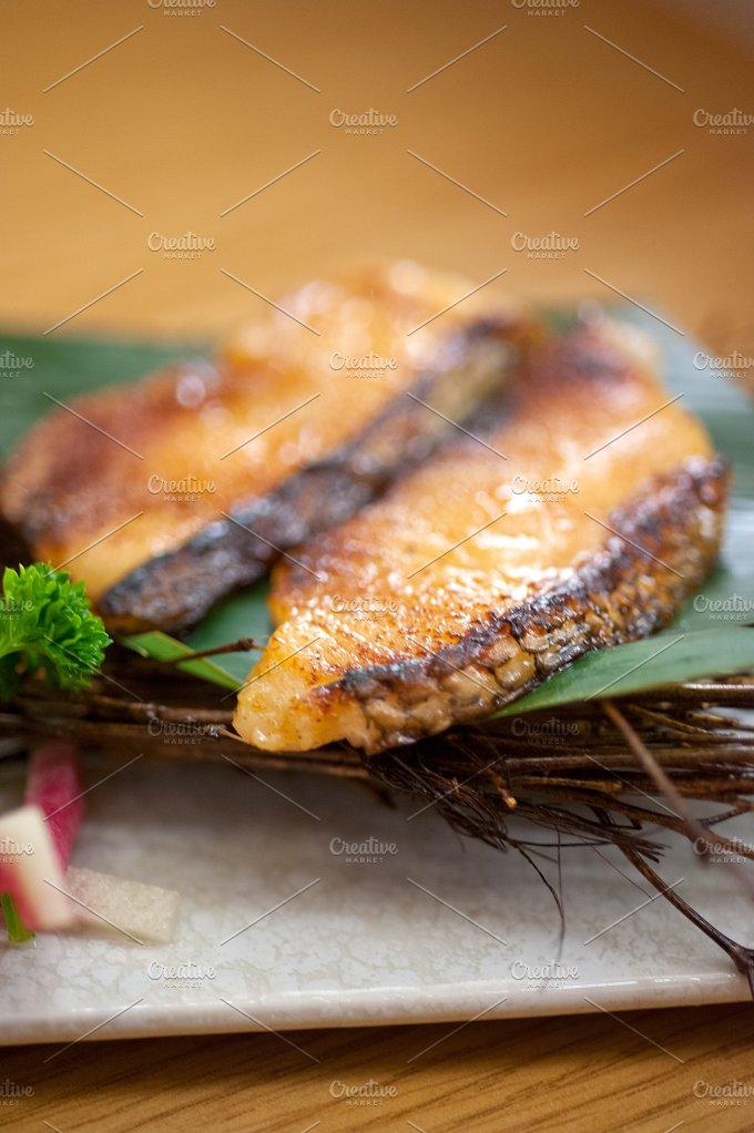 Japanese style roasted cod fish 031.jpg - Food & Drink