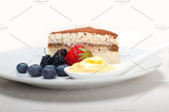 Italian tiramisu dessert 03.jpg - Food & Drink