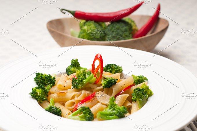 Italian penne pasta with broccoli 20.jpg - Food & Drink