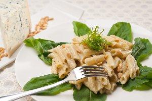 Italian pasta penne gorgonzola  and pine nut 11.jpg