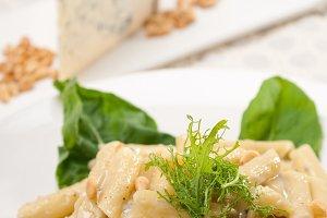 Italian pasta penne gorgonzola  and pine nut 23.jpg