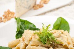 Italian pasta penne gorgonzola  and pine nut 24.jpg
