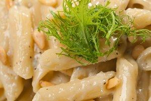 Italian pasta penne gorgonzola  and pine nut 27.jpg