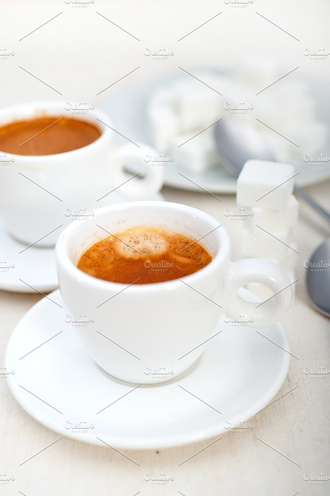 Italian espresso coffee 50.jpg - Food & Drink