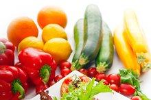 Italian bruschetta and fresh salad 03.jpg